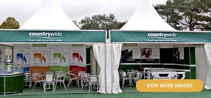 Pavilion Framed Tent